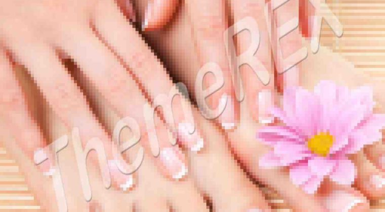 French Manicure Party