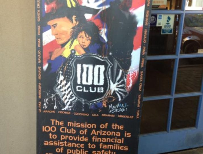 Fundraiser to support 100 Club of Arizona