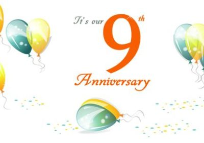 BBV Salon's 9th Anniversary