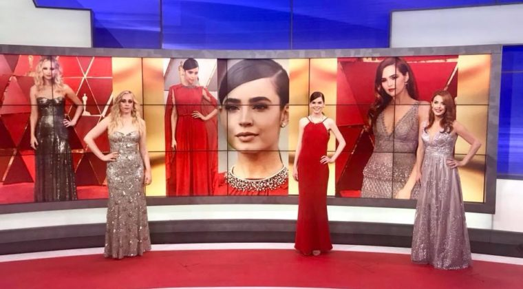 Recreating Looks From the Oscars